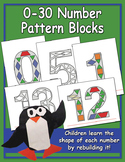 0-30 Number Pattern Blocks