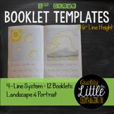 0.6 Booklet Publishing - Little Book Templates
