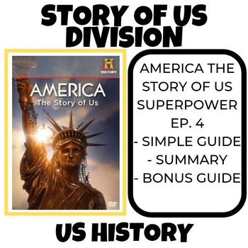 The Story of US- DivisionHistory Channel (Episode 4)