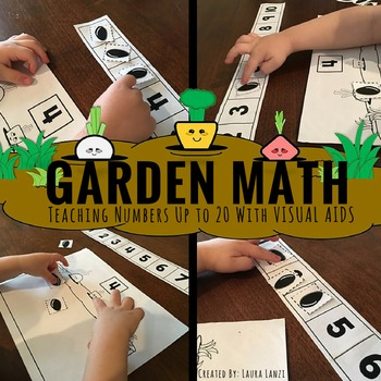 Number Strip Visual Aid Activities