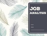 002 - HR Job Analysis