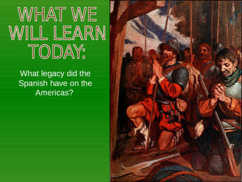 02 - The American Colonies Emerge - PowerPoint Notes