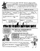 04 - The War for Independence - Scaffold/Guided Notes (Blank and Filled-In)
