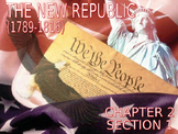 06 - The New Republic - PowerPoint Notes