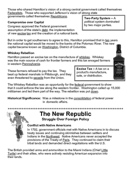 06 - The New Republic - Scaffold/Guided Notes (Filled-In Only)