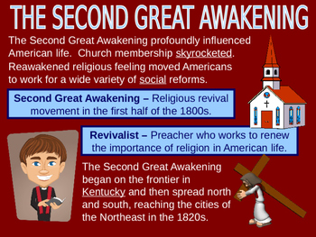08 - Religion and Reform - PowerPoint Notes