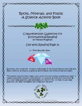 09 CD Rocks, Minerals, Fossils - Those Beautiful Gems, Comprehension, p33