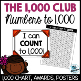 1,000 Club {Writing & Counting to 1,000}