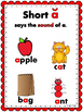 1,000 FOLLOWER FREEBIECELEBRATION:  Long and Short Vowel Anchor Charts!