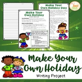 Make Your Own Holiday Writing Prompt:  1,000 Follower Freebie