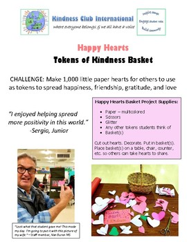 1,000 Happy Heart Global Challenge Guide
