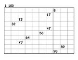 1-1,000 NUMBER WRITING PRACTICE GRIDS