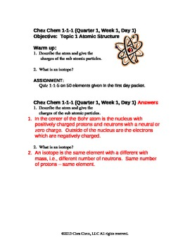 1-1-1 Quarter 1 Week 1 Day 1 answers
