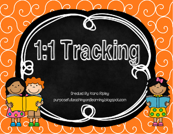1:1 Tracking