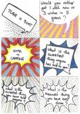 1:1 conversation cards