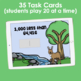 1*10*100*1,000 More Than or Less Than (Place Value Concepts) Digital Task Cards