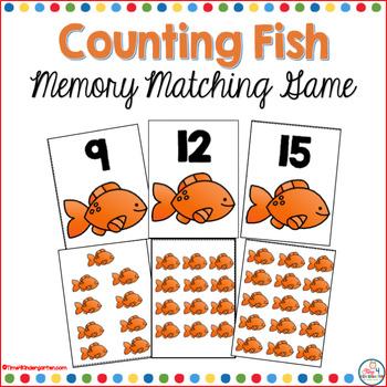 1-10 Counting Fish