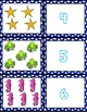 1-10 Matching Ocean Cards ~ 1:1 Correspondence, Subitize, Numeral Recognition