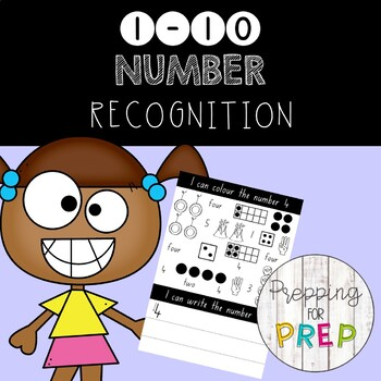 1-10 NUMBER RECOGNITION