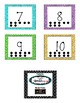 1-10 Number Cards Variety Set