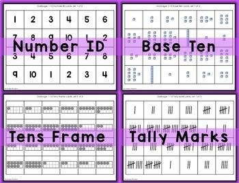 1-10 Number Fluency