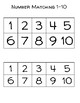 1-10 Number Matching