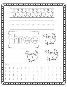 1-10 Number Practice