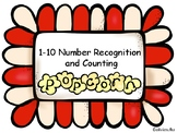 1-10 Number Recognition and Counting