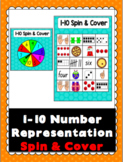 1-10 Number Representation Spin & Cover