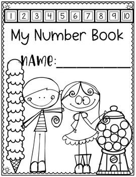 Number Practice Printable Worksheets