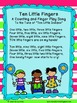 #1-10 Puzzles, Song, and Activities