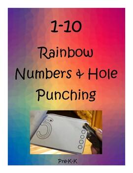 1-10 Writing and Hole Punching