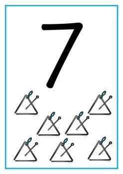 1-10 flashcards