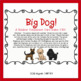 """1-100 Big Dog Number Comparison Game - """"War"""" with a Twist - Greater & Less Than"""