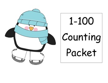 1-100 Counting Packet