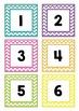 1 - 100 Number Flash Cards Set 2
