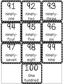1-100 student flashcards!