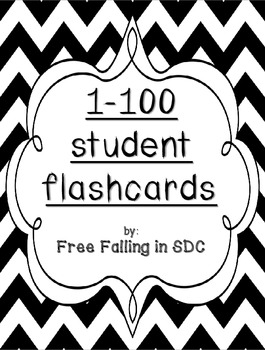 1-100 student flashcards!
