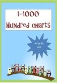 1-1000 hundred charts