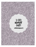 1-120 Number Chart