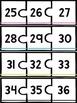 Number Order 1-120