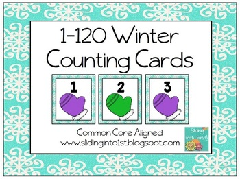 1-120 Winter Counting Cards