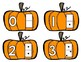 1-19 Pumpkin Number Matching