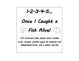 1-2-3-4-5... Once I Caught a Fish Alive Math Activities