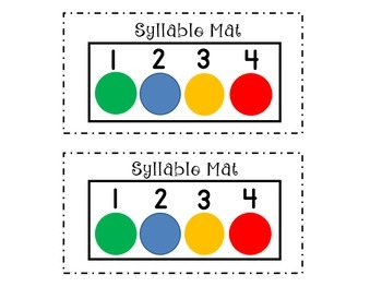 1-2-3!  Buggy Syllables