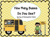 1, 2, 3, Count the Buses With Me! Count the Room Activity