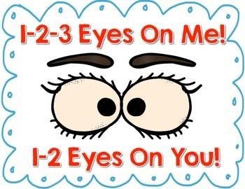 1-2-3 Eyes On Me