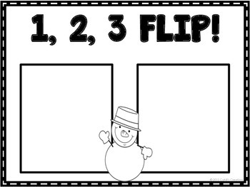 1, 2, 3 FLIP!  A Comparing Numbers Game