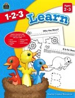 1-2-3 Learn Ages 2-3