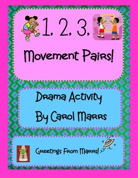 1, 2, 3, Movement Pairs